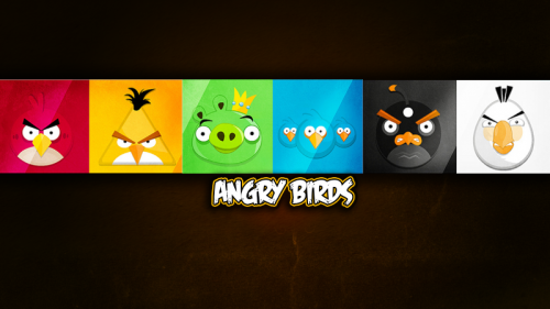 Angry Birds By Stntot D3gu3on