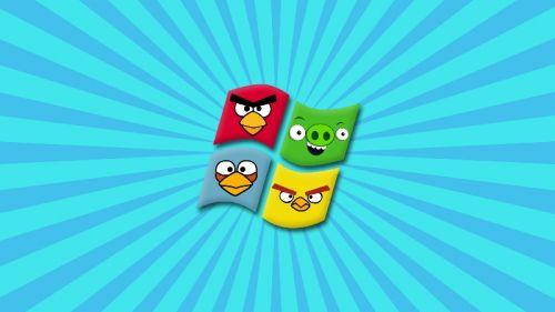 Angry Birds Windows Wallpaper By Tomefc98 D5e0yxb