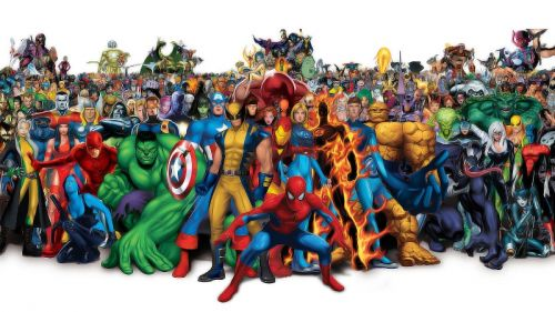 Marvel Universe By Ctu 01